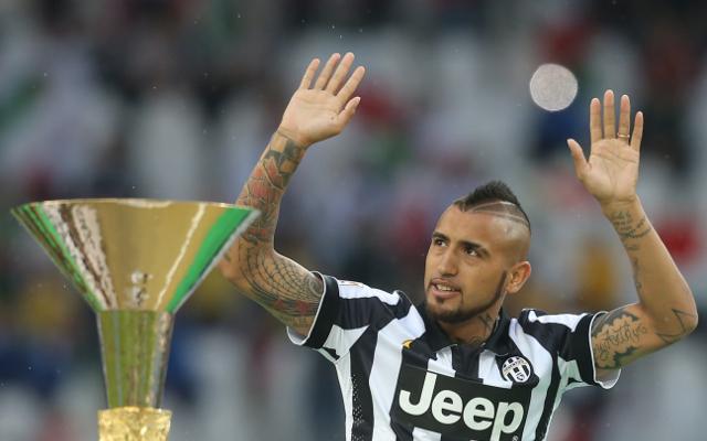 Arturo Vidal - Juventus