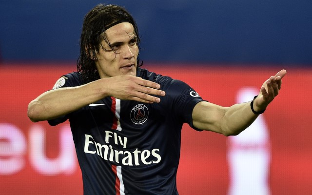 Arsenal gossip: £45m Cavani bid reportedly accepted, but Dynamo Moscow reject striker move