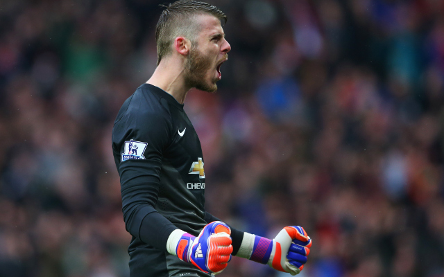 Man United to offer David De Gea £200,000-per-week to pen five-year deal