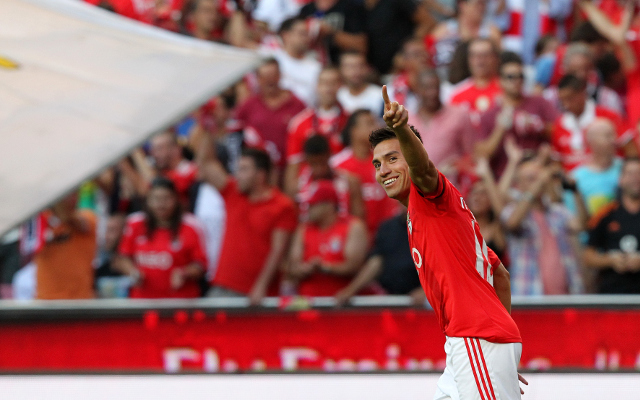 Classy Benfica star AGREES to join Man United this summer