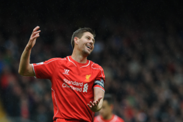 Steven Gerrard to be awarded Freedom of the City