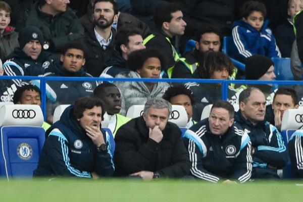 Jose Mourinho admits he's struggling to halt Chelsea's poor form