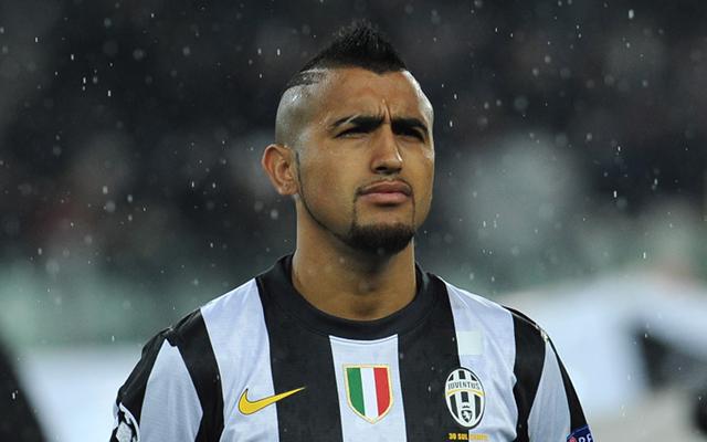Juventus AGREE to sell Arsenal target Arturo Vidal to 'top European club'
