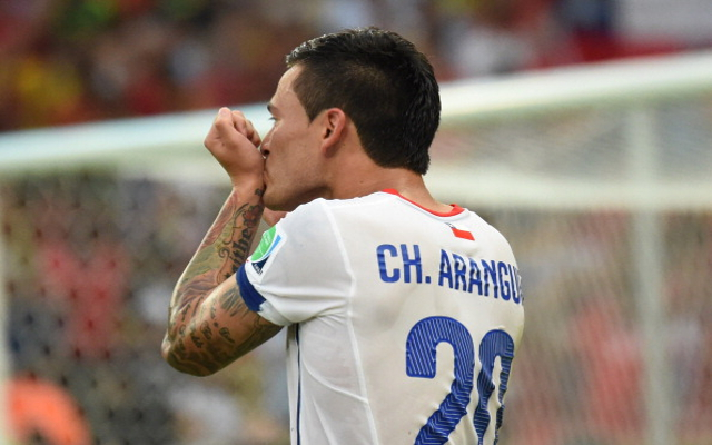 Charles Aranguiz snubs Arsenal and Chelsea for Bundesliga switch and reveals why