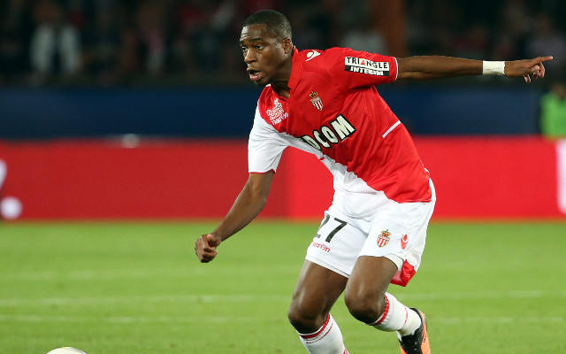 Arsene Wenger opens talks with France international Geoffrey Kondogbia