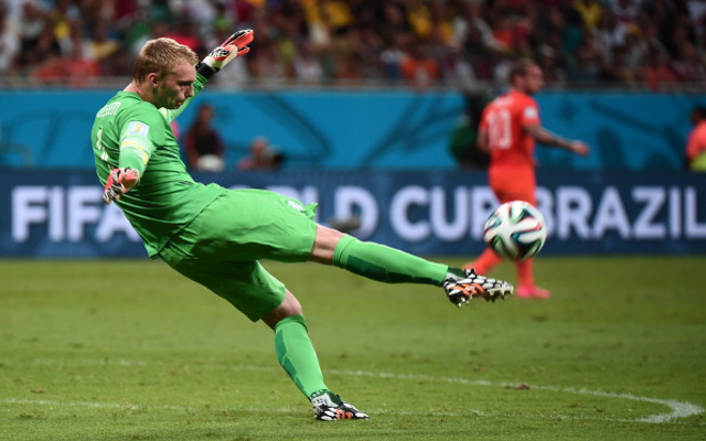 Jasper-Cillessen-Holland