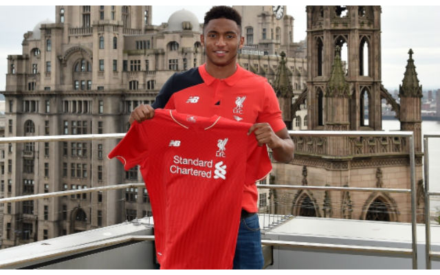 Done deal: Liverpool confirm Joe Gomez signing