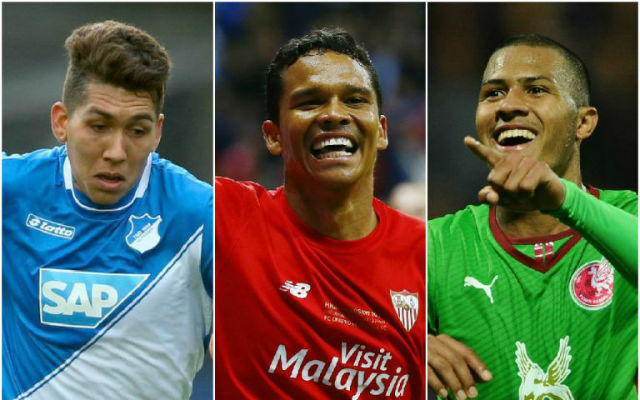 Liverpool in talks with South American trio: £35m mega deal close to completion