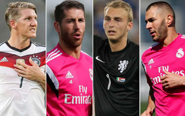 Report: Manchester United plot four-man £150m summer overhaul