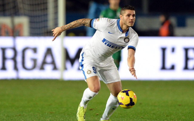 Chelsea target Mauro Icardi extends stay at Inter Milan