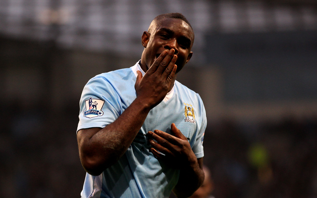 Done deal: Aston Villa confirm Micah Richards on four-year deal