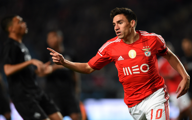 Nicolas-Gaitan-Benfica