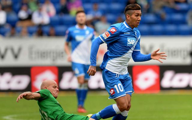 Roberto-Firmino-Hoffenheim