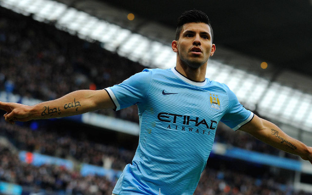 Aguero set for another season as Manchester City's talisman