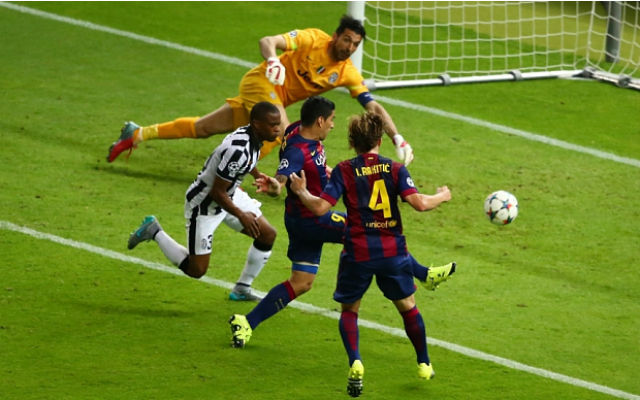 (Video) Juventus 1 – 3 Barcelona: Full Champions League final highlights and goals