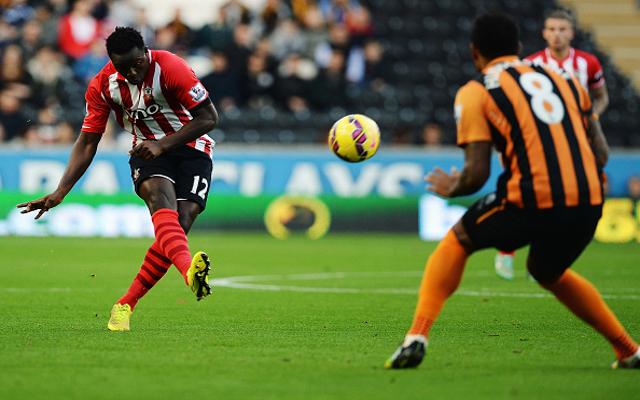 Southampton midfielder reveals he wants to join Arsenal