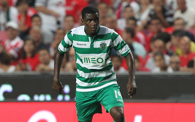 Arsenal have bid £28.5m for Sporting Lisbon midfielder William Carvalho and may have to raise that figure by £8.5m in add-ons to trigger the 23-year-old's release clause, according to <a href=