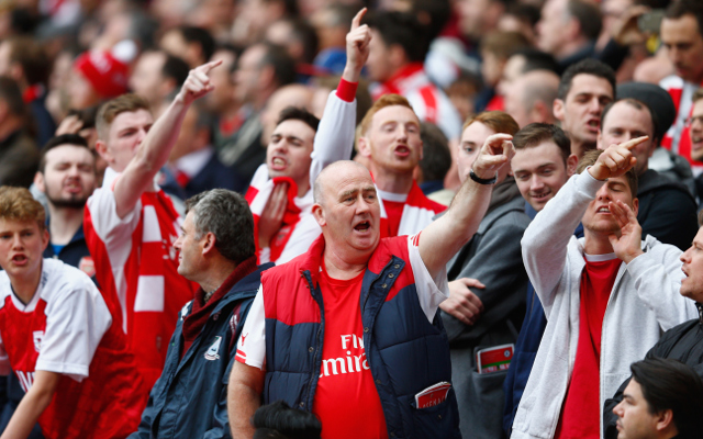 arsenal fans