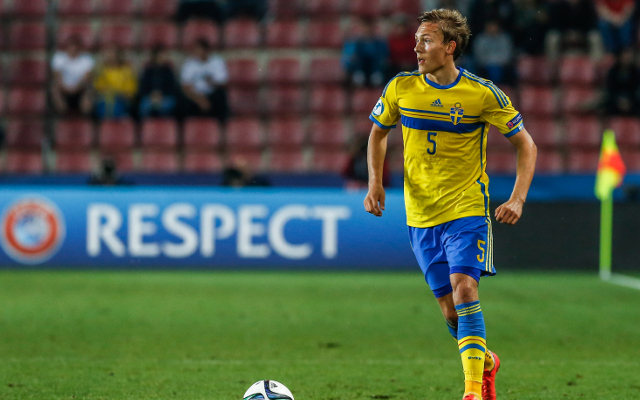 Liverpool close in on young Swedish defender Ludwig Augustinsson