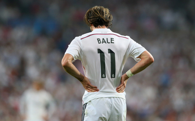 bale real madrid