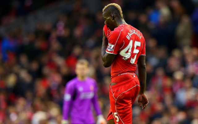 Sampdoria tell Liverpool to cut Mario Balotelli's £7.1m asking price