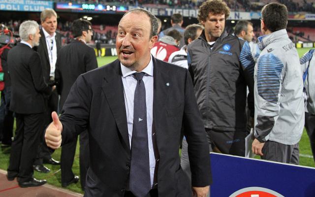 Newcastle reportedly in talks with Rafa Benitez to save their season