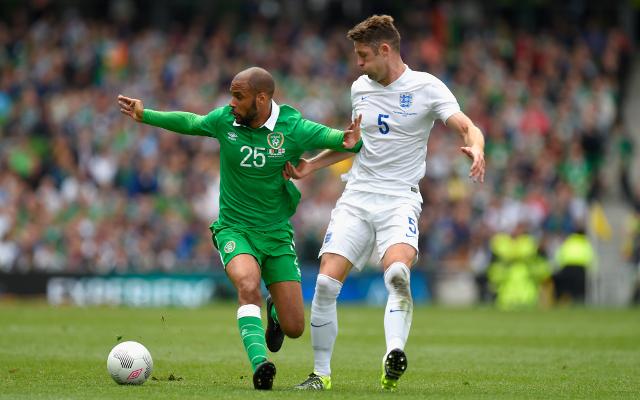 <> at Aviva Stadium on June 7, 2015 in Dublin, Ireland.