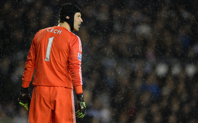 Petr Cech's move to Arsenal edges CLOSER as personal terms agreed