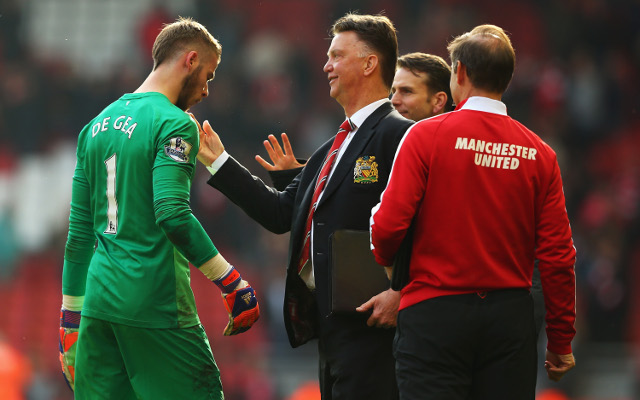 Man United hit back at Real Madrid with their own David De Gea statement