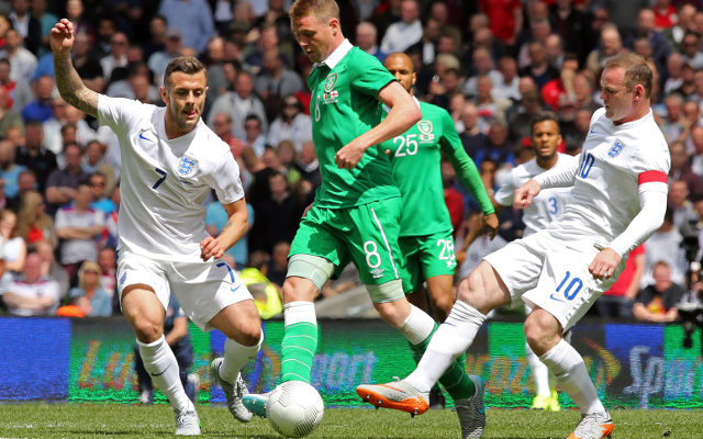 England player ratings v Republic of Ireland: Wayne Rooney endures terrible afternoon for Three Lions