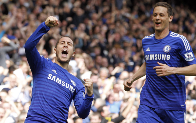 Four players better than Eden Hazard: including Barcelona pair and former Chelsea man