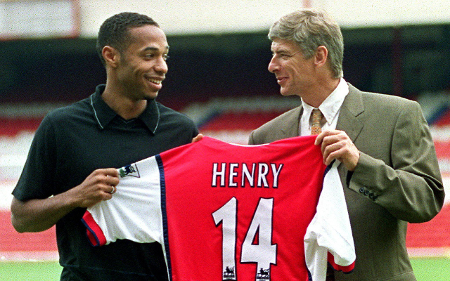Arsenal legend expected to take over from Arsene Wenger