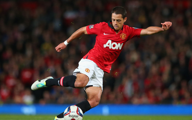 Man United reveal Javier Hernandez will not be leaving this summer