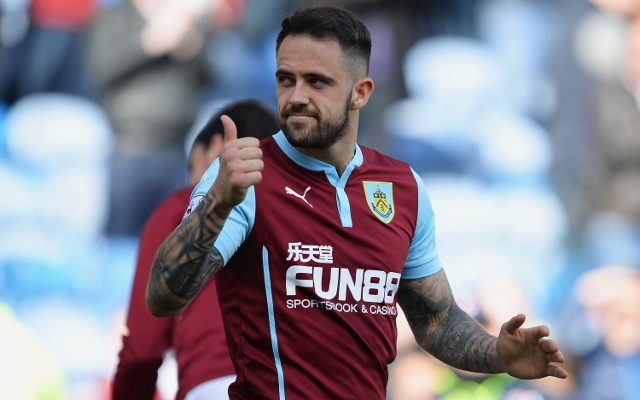 Liverpool legend Steven Gerrard delivers message to new boy Danny Ings