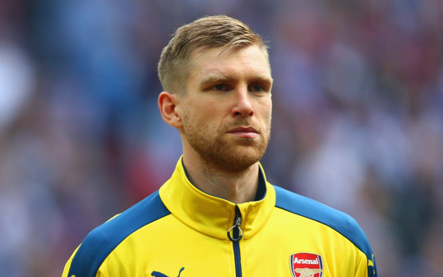 mertesacker arsenal