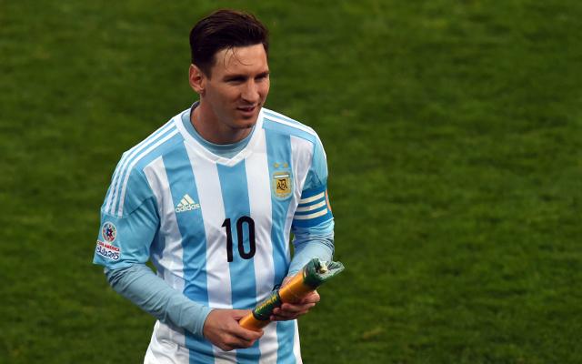 International century makers: 100 cap XI as Lionel Messi reaches landmark