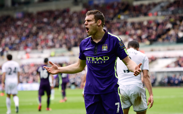 milner man city