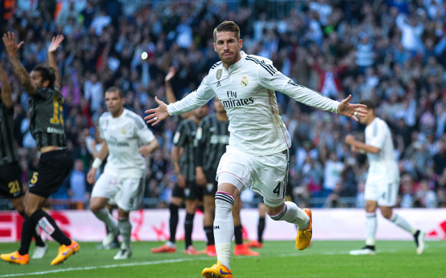 Manchester United BETRAYED as Sergio Ramos opens talks with Real Madrid