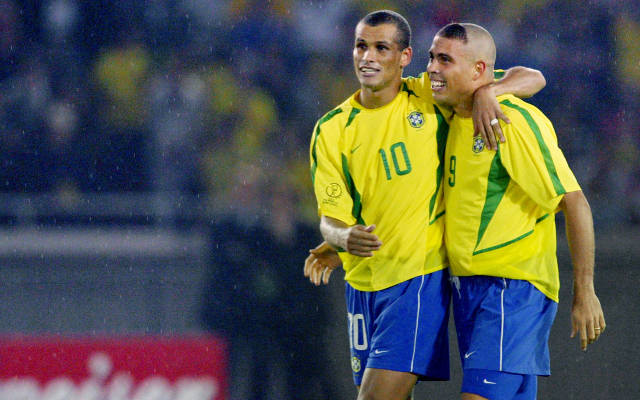 Rivaldo's Champions League XI: including 25 winner's medals between them