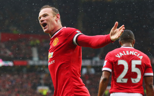 Wayne Rooney reveals offer from China