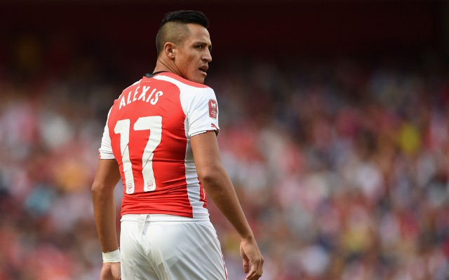 Alexis Sanchez posts cryptic messages on Instagram