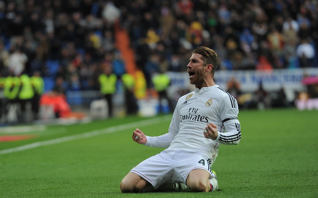 Sergio Ramos takes English lessons ahead of £21.4m Man United move