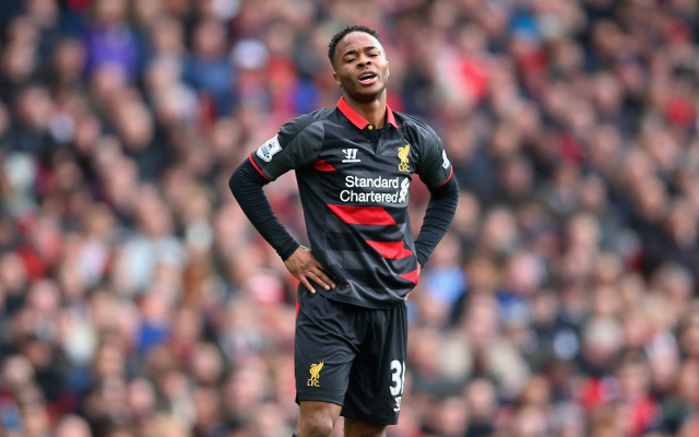 Liverpool news and gossip: Sterling 'crazy' to leave, and United target prefers Anfield switch