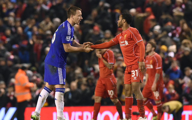 Chelsea gossip: Terry drops Sterling hint? And Blues 'DEFINITELY interested' in £15m striker