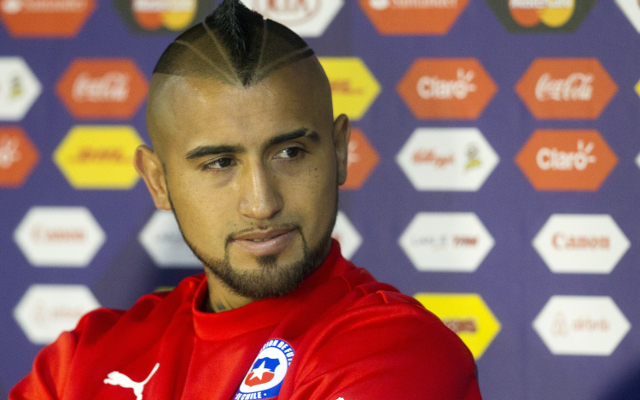 Arturo Vidal car crash: Arsenal target suspended from driving