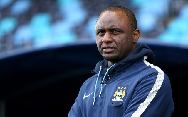 Arsenal legend Patrick Vieira on Newcastle manager shortlist