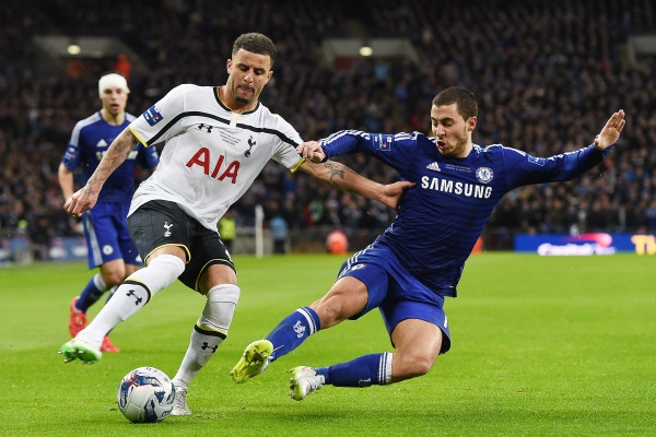 Manchester City continue their pursuit of Kyle Walker