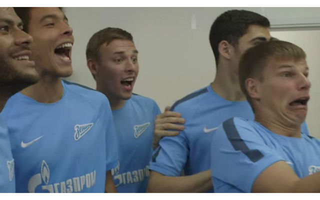Former Arsenal star Andrey Arshavin has the CREEPIEST laugh in the world