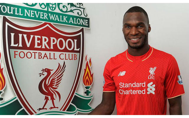 Liverpool confirm £32.5m signing of Christian Benteke from Aston Villa