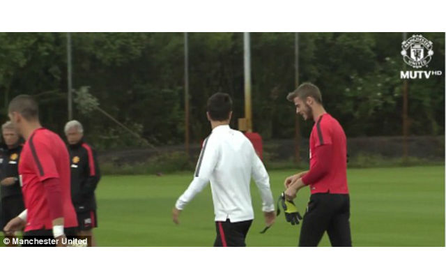 Man United gossip: De Gea and Ramos updates and defender prepares to go on strike